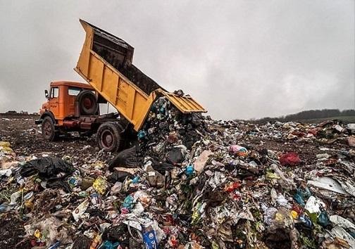 تخلیه زباله ها