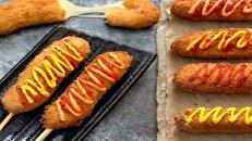 آموزش آشپزی؛ از فوت و فنهای کورن داگ سوخاری و ساندویچ مرغ سوخاری با پنیر تا شیرینی تیرامیسو حرفهای + تصاویر