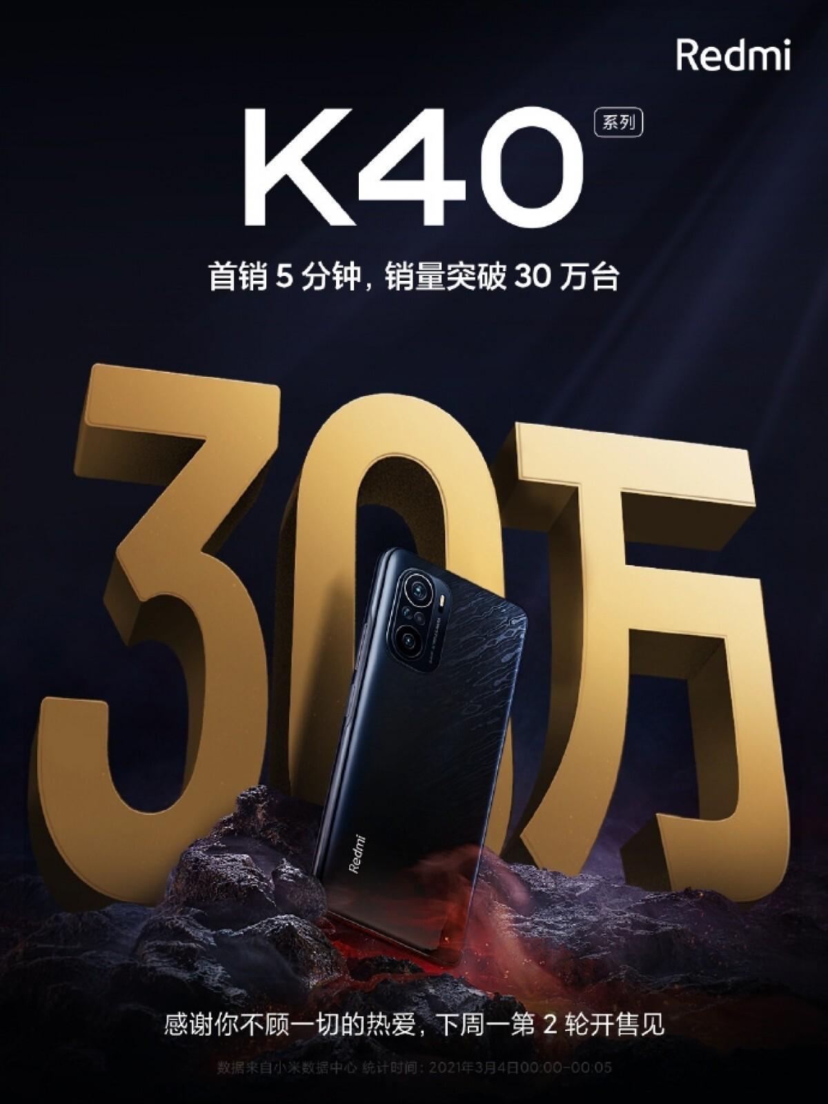 فروش ۳۰۰ هزار گوشی شیائومی در ۵ دقیقه