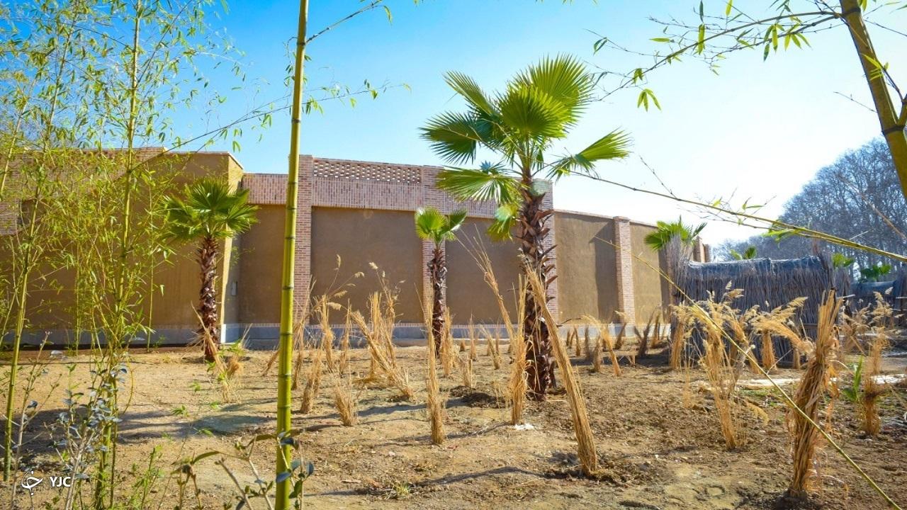 پارک ملی ایران کوچک به روایت تصویر