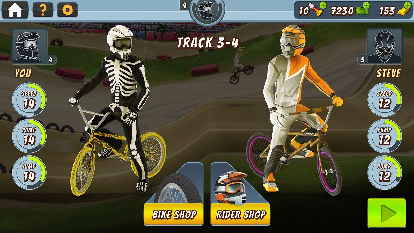 دانلود بازی دوچرخه دیوانه Mad Skills BMX 2