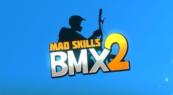 دانلود بازی دوچرخه سوار Mad Skills BMX 2
