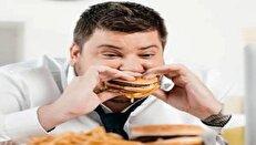 عوارض تند غذا خوردن برای بدن