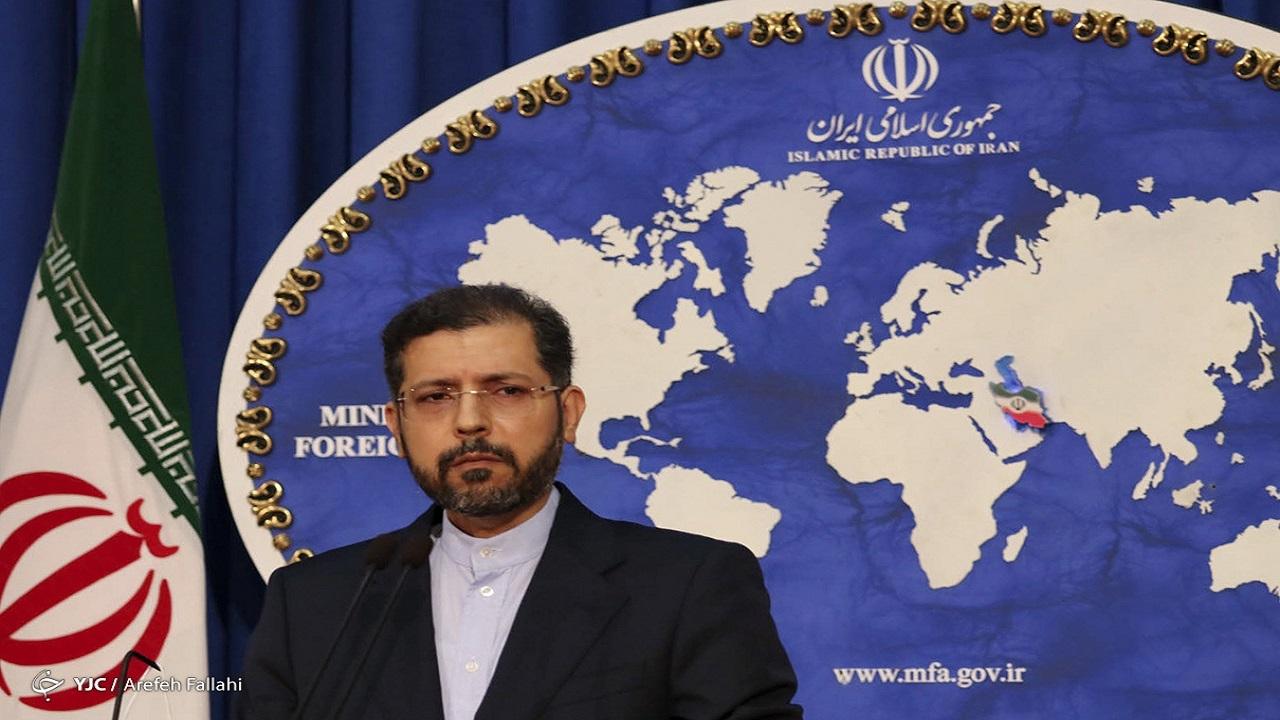 سخنگوی وزارت خارجه: جزایر سه گانه ایرانی جزء لاینفک سرزمین ایران هستند