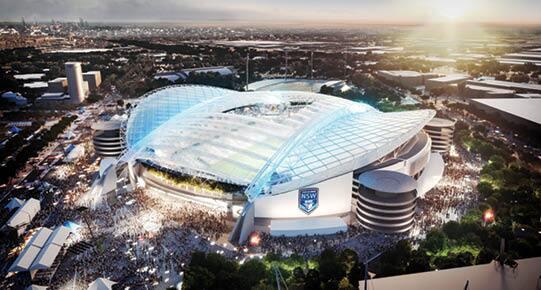 لذت فوتبال در با شکوهترین ورزشگاههای دنیا + تصاویر