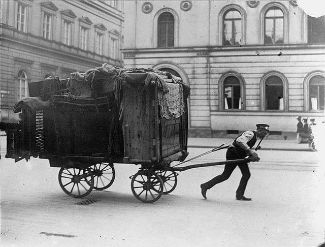مجموعهای از عکسهای تاریخی جالب و کمتر دیده شده
