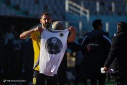 لیگ برترفوتبال/آلومینیوم اراک ۱ - سپاهان ۶