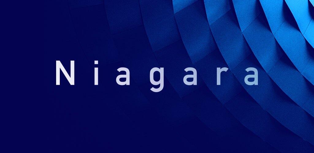 دانلود لانچر جدید نیاگرا Niagara Launcher