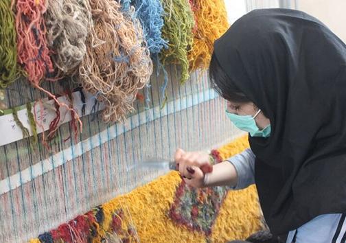 پرسه رکود در تار و پود فرش اصیل قزوین