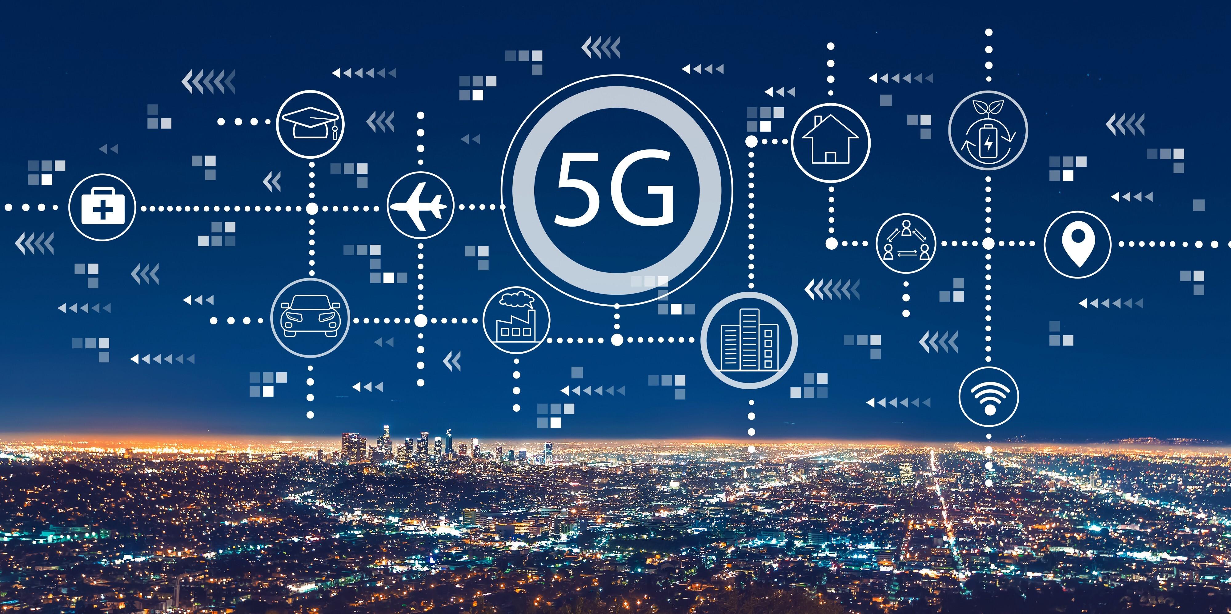 مخفی کردن آنتنهای شبکه 5G