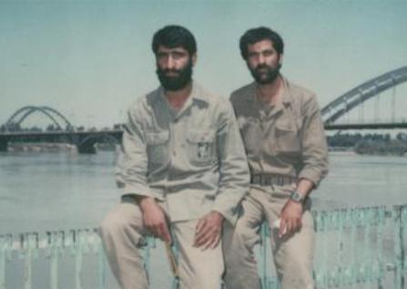 نامه عجیب افسر عراقی برای رزمندههای ایران در میدان مین + تصاویر