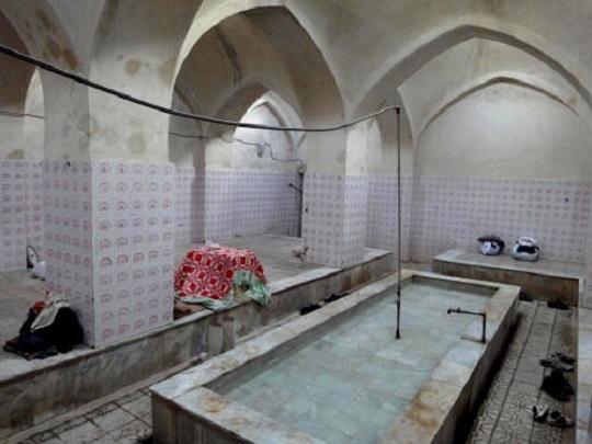 بوی عیدی،بوی حمام