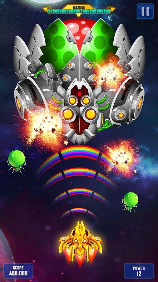 دانلود بازی تیرانداز فضایی