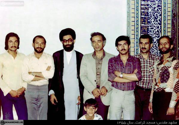 استادی که رهبری او را سرمایهگذار انقلاب و اسلام خطاب کرد + تصاویر