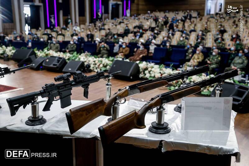 آشنایی با مصاف سلاح جدید تهاجمی ایران که قابلیت تبدیلشدن به تکتیرانداز دارد + تصاویر