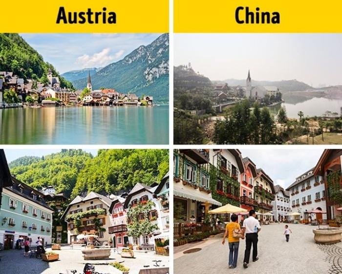 ۱۲ شهر عجیب که تابحال اسم آنها را هم نشنیدهاید + تصاویر
