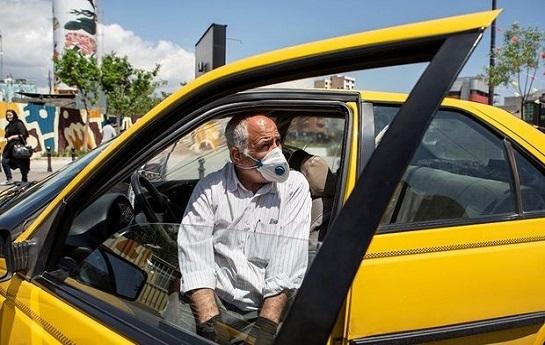 تاکسیهای اصفهان و چرخی که برای راننده نمیچرخد!
