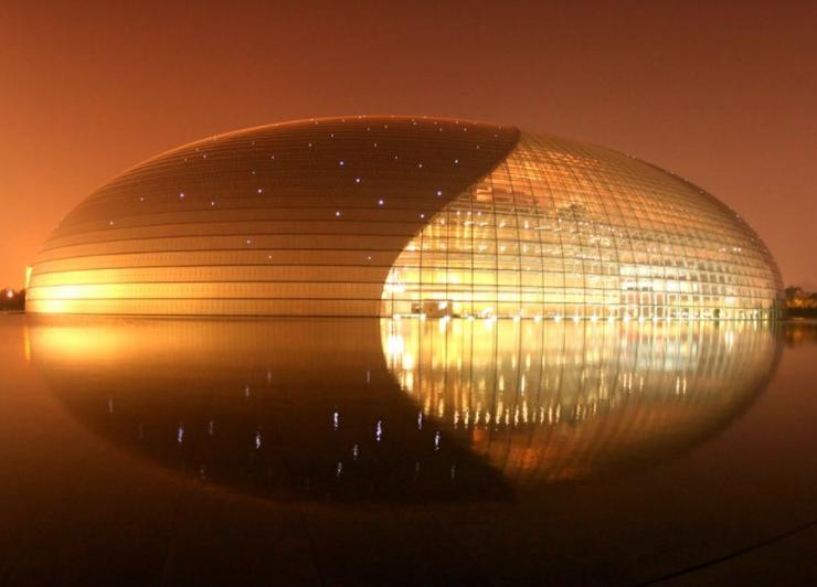 عجیب ترین ساختمان های جهان + عکس