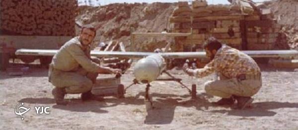 عید 1 / کدام تسلیحاتی بر روی پهپاد کمان ۲۲ نصب میشود؟
