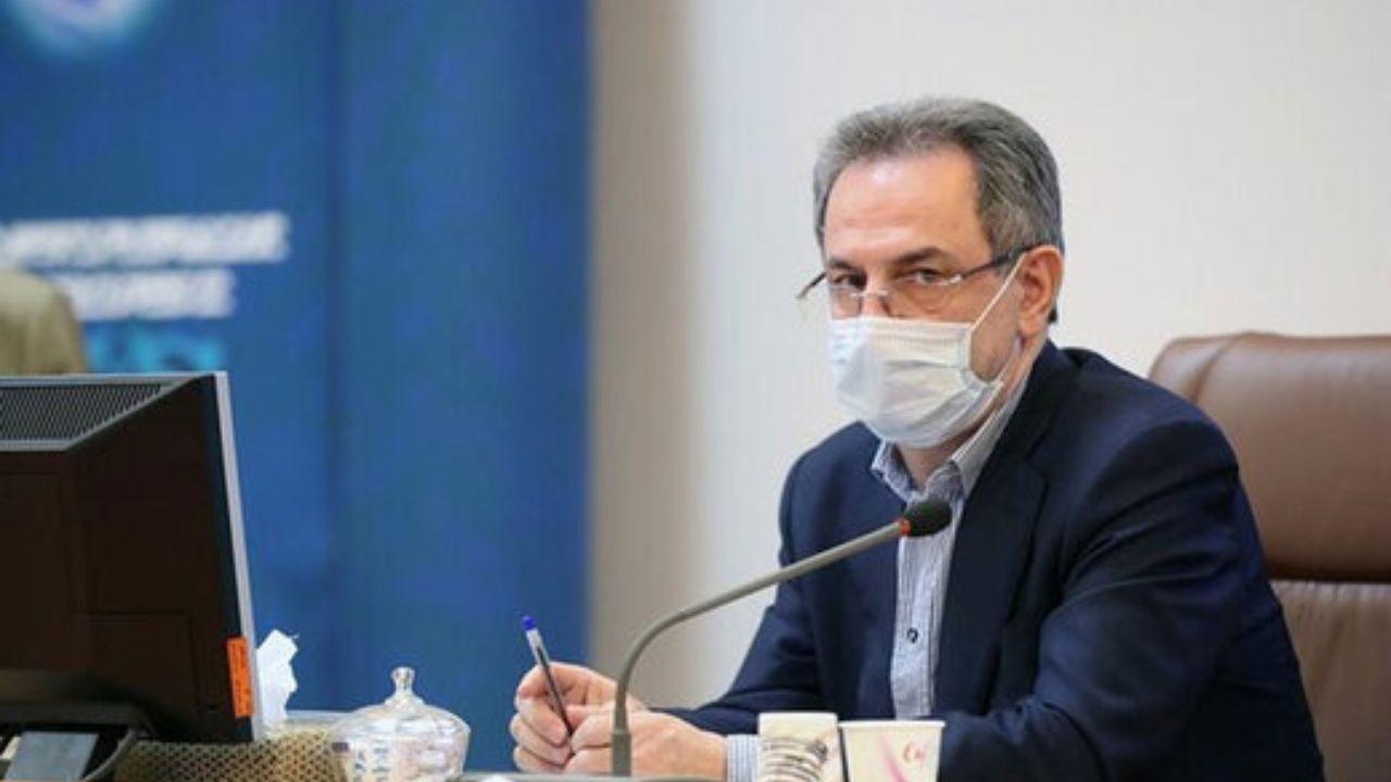 ورود و خرج به تهران