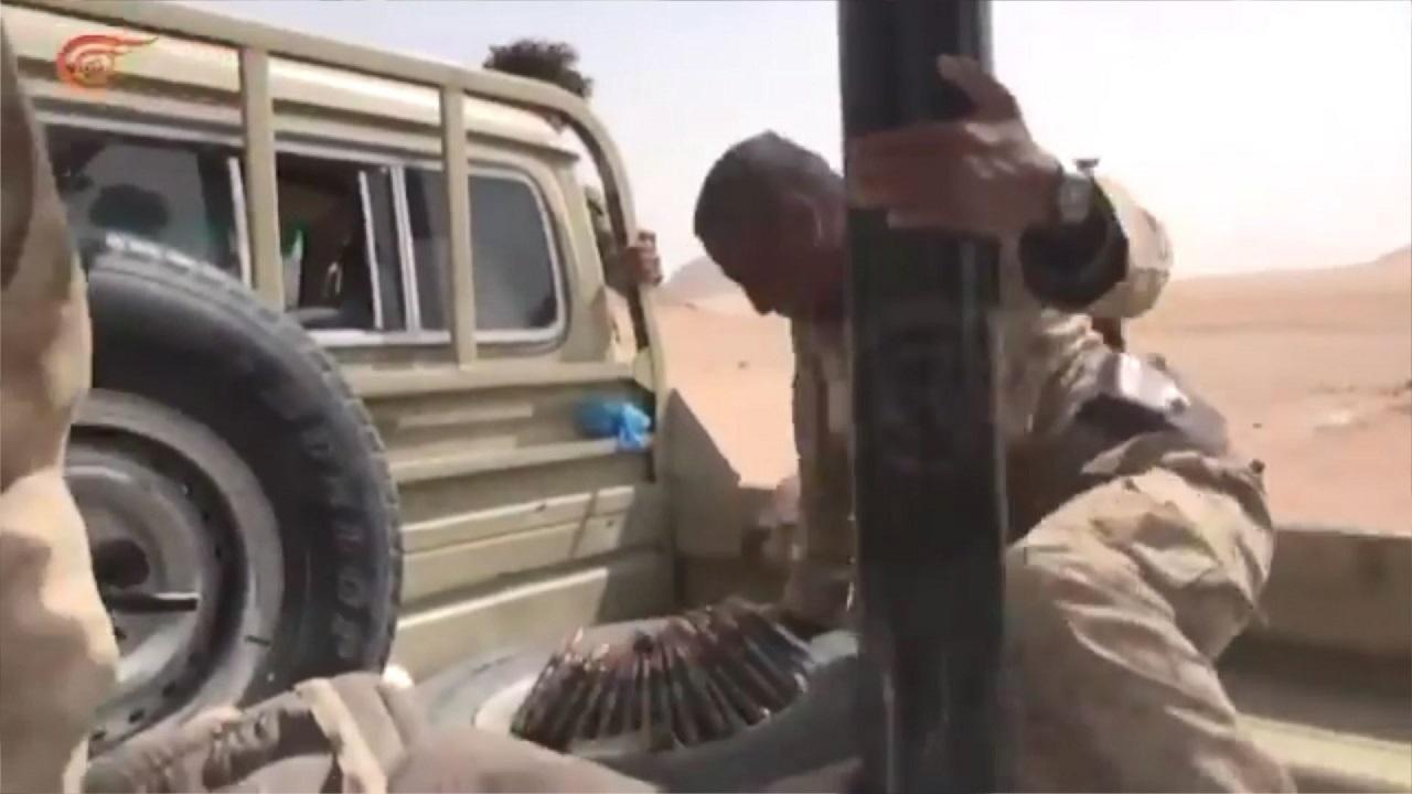 پیشروی نیروهای یمنی و تسلط آنها بر بخشهای مهمی از سد مأرب 03