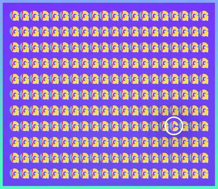 با این تست جالب درصد بینایی خود را محک بزنید + تصاویر
