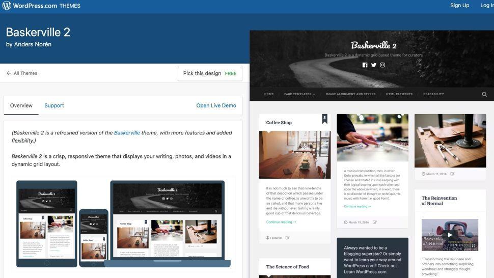 بهترین قالبهای وردپرس برای وبلاگها