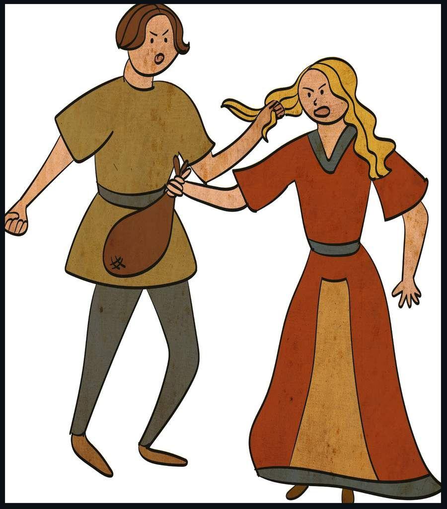 موارد عجیب زندگی در قرون وسطا