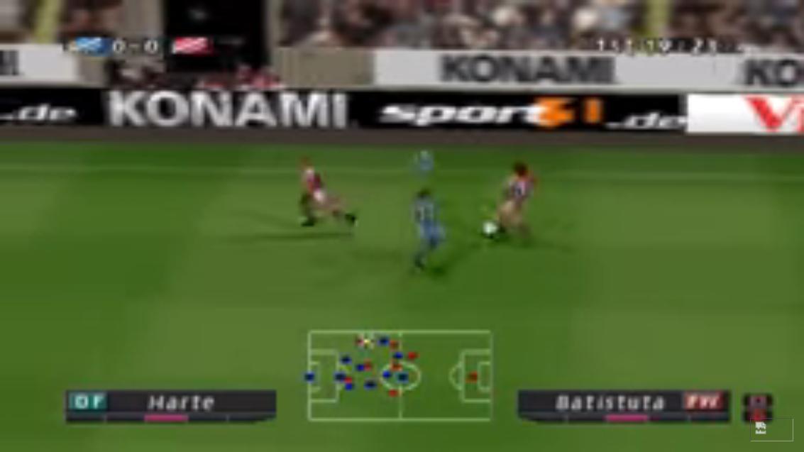 تاریخچه عجیب و شگفت انگیزی از بازی های ویدیوئی فوتبال