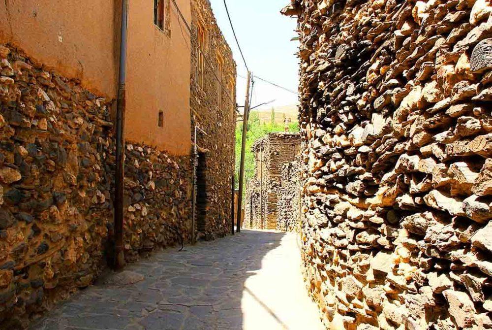 رنسانس اروپایی در دل یک روستای ایرانی