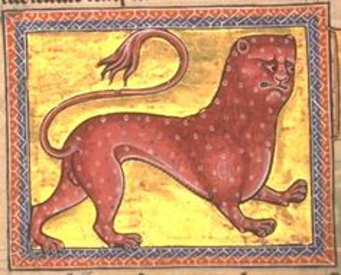 موجودات عجیب از فولکلورهای قرون وسطی