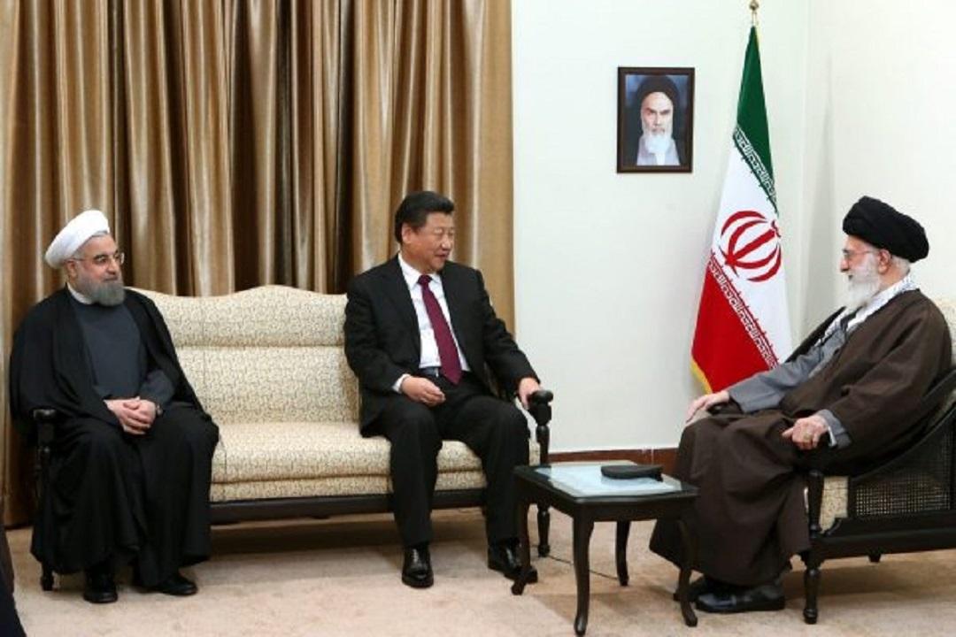 سفر رئیس جمهور چین به ایران