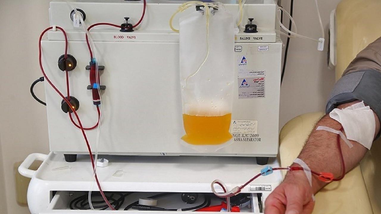 کاهش ۸ درصدی اهدای خون در چهارمحال و بختیاری به علت کرونا