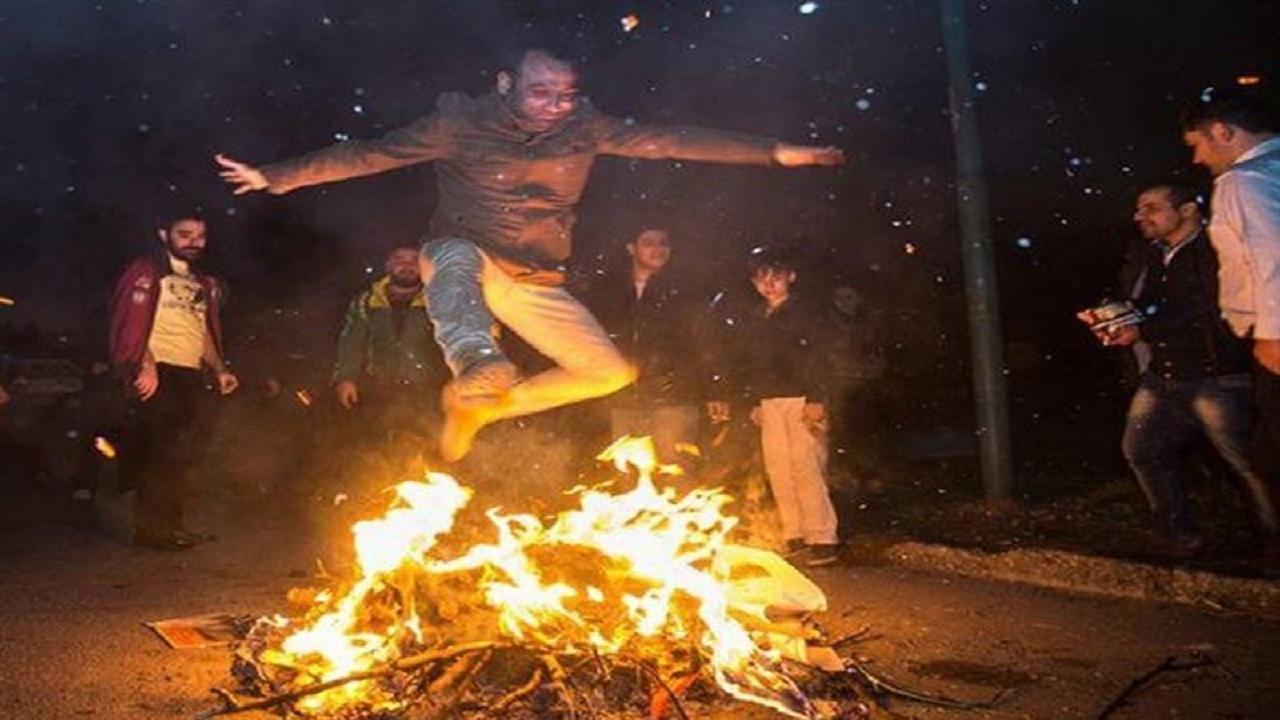 چهارشنبهسوری در دود و دم کرونا