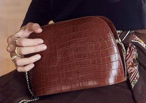 محصولات چرمی کیف زنانه