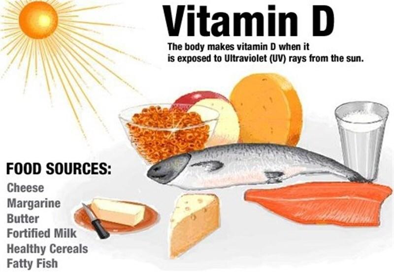 اشعه جادویی خورشید و خواص بی نظیر آن برای تامین ویتامین D