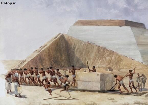 آیا موجودات فضایی در ساخت اهرام مصر دست داشتند؟ + اسناد