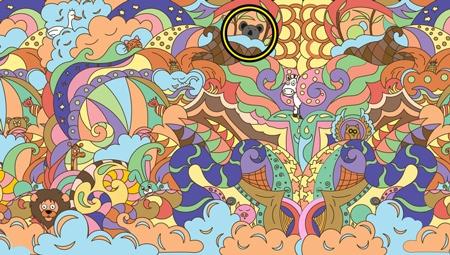 اولین حیوانی که در این تصویر میبینید بیانگر شخصیت شماست؟