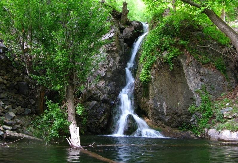 روستای ییلاقی آبشار بار