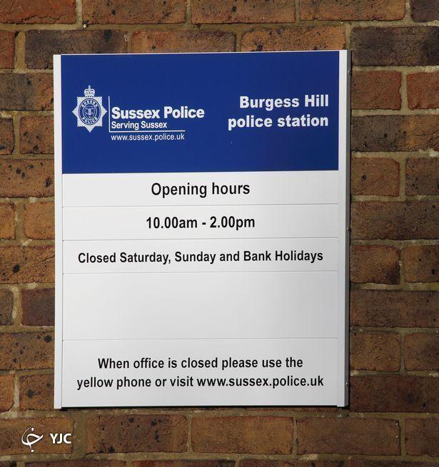 دلیل عجیب مرد انگلیسی برای تسلیم کردن خود به پلیس!