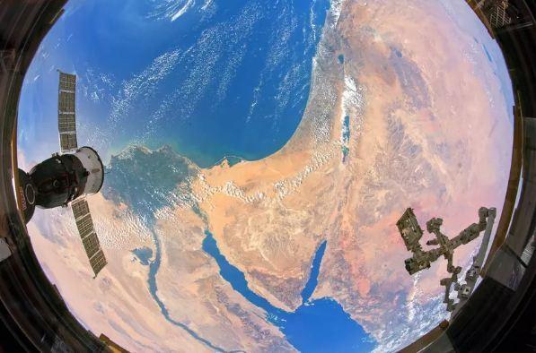 ۱۰ عکس برتر زمین از فضا 3