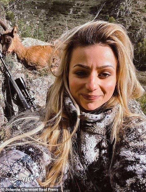 دختر شکارچی تهدید به مرگ شد