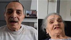 نوزاد رها شده در دوماهگی پس از ۷۳ سال مادرش را پیدا کرد