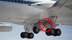 تجربه وحشتناک مخفی شدن در دریچه چرخ هواپیما برای مهاجرت