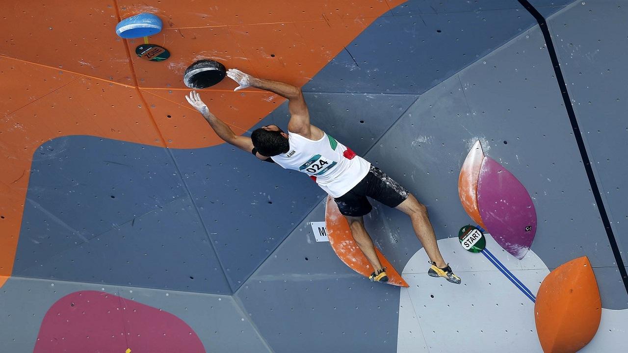 زمان برگزاری مسابقات سنگنوردی جام فجر مشخص شد