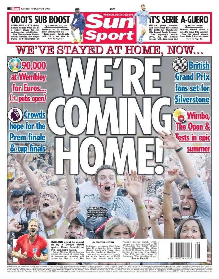 بازگشت هیجان به فوتبالیها با لیگ قهرمانان اروپا/ تاریخ در دستان اینتر میلان/ بازگشت هواداران به استادیومهای انگلیس
