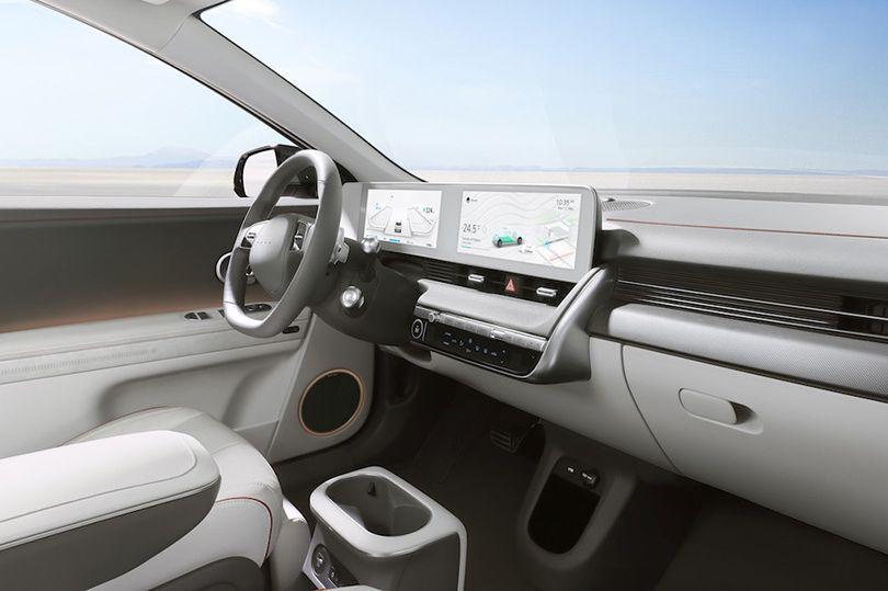 آغاز تولید اولین خودرو تمام برقی هیوندای Ioniq 5