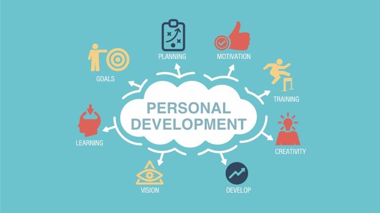 پیشرفت شخصی، راه اصلی رسیدن به اهداف