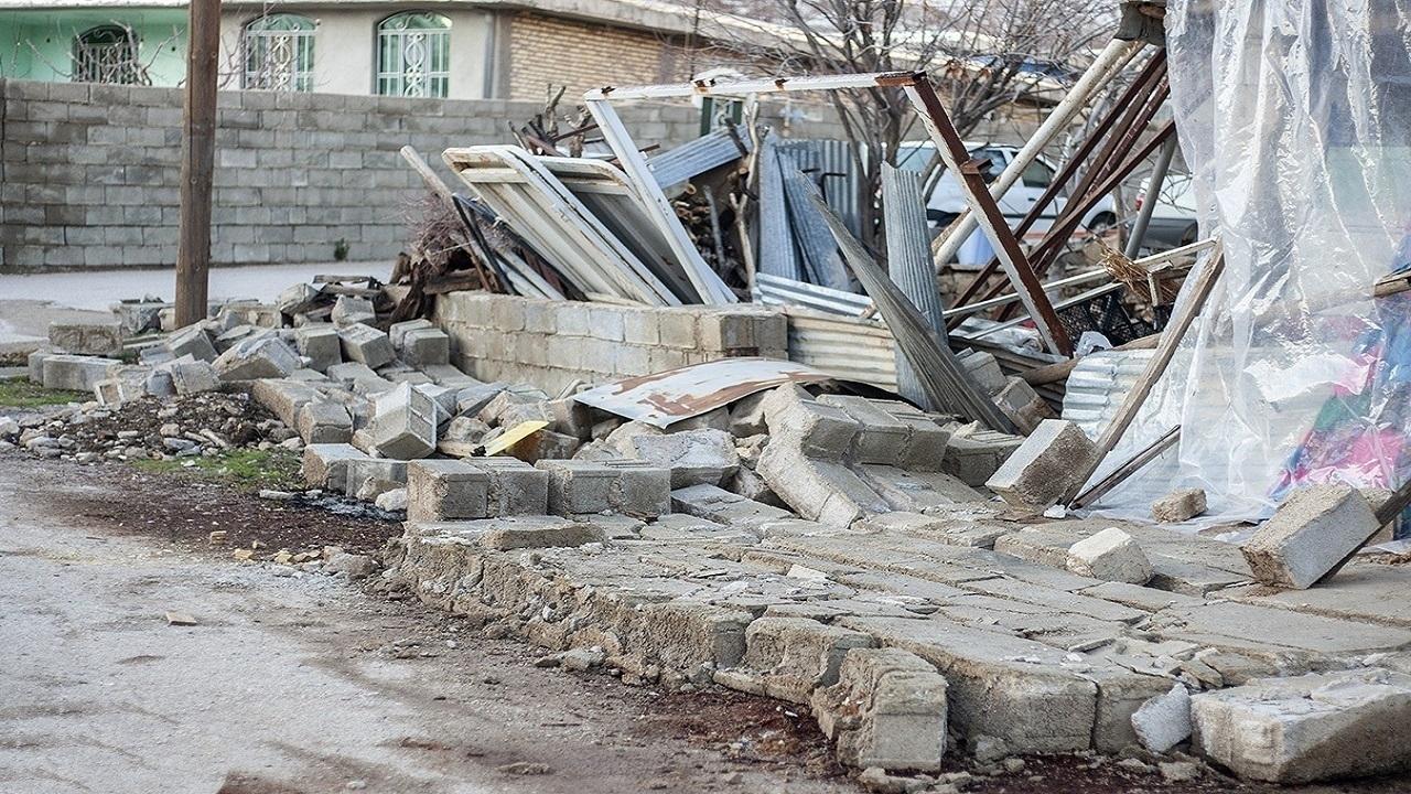 تومان،تسهيلات،پرداخت،روستايي،تخريب،زلزله،مهديان