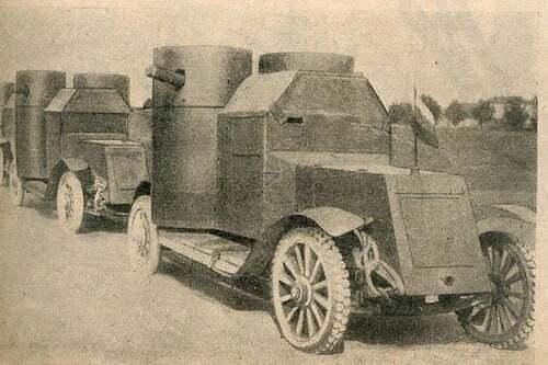 عجیبترین ماشینهای ارتشی در جنگ جهانی را ببینید + تصاویر